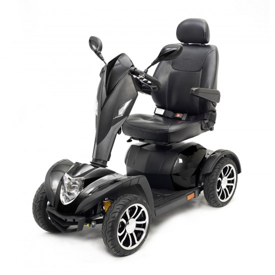 "Drive Medical COBRAGT422CS Cobra GT4 Heavy Duty Power Mobility Scooter, 22"" Seat"